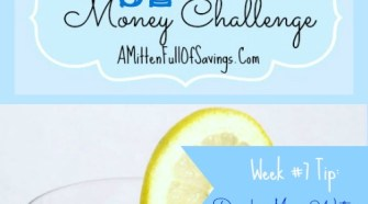 money save ways, 52 week challenge, 52 week money challenge, 52 week in reverse