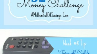 money save ways, 52 week challenge, 52 week money challenge