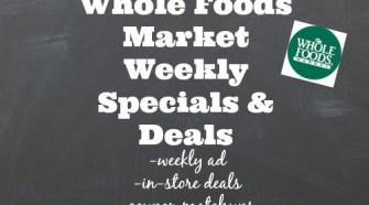 whole foods deals, best whole foods deals, whole foods ann arbor