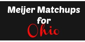 Meijer Matchups  for Ohio