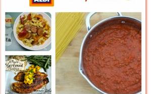 aldi 25 meal plan under $150