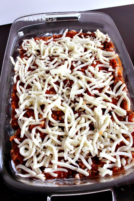 spaghetti bake process 5