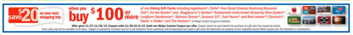 best gift card deals, meijer deals on gift cards