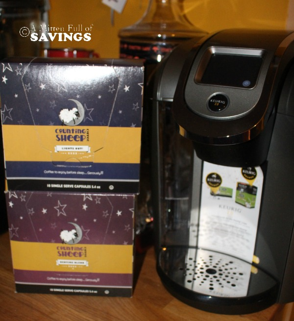 counting sheep coffee review
