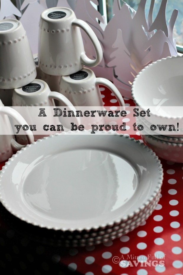 dinnerware set you can be proud to own