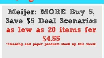 meijer, meijer deals,