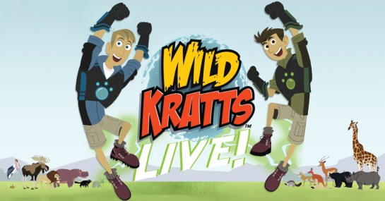 Wild Kratts LIVE Comes To Michigan: Enter For Your Chance To Win Tickets