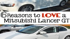6 Reasons to LOVE A Mitsubishi Lancer GT FB