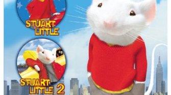 Stuart Little Movie Collection DVD
