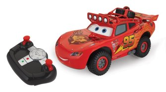 "Cars 9"" IR RS 500 McQueen"