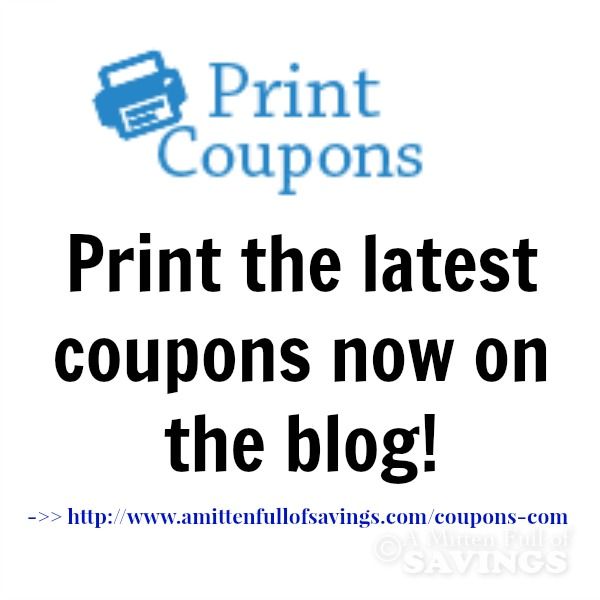 Print the latest coupons