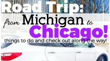 Plan a fun Road Trip to Michigan to Chicago