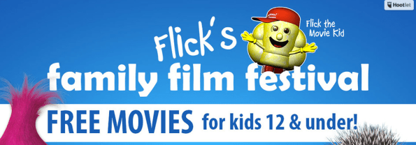 Free movies for kids lansing