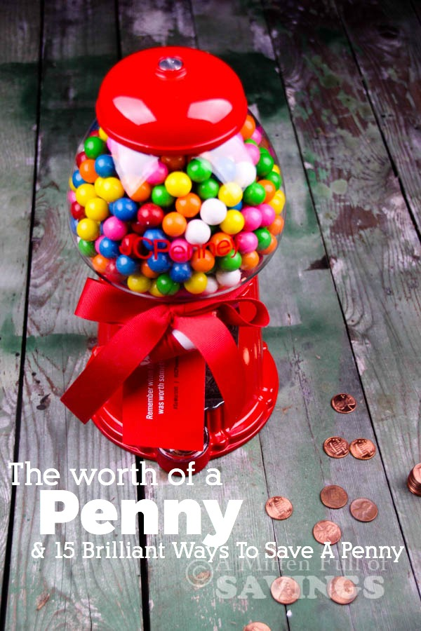 There are several ways you save a penny and spend a penny! The Worth Of A Penny { & 15 Brilliant Ways To Save A Penny}