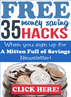 Free 35 Money Savings Hacks