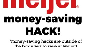 Ways to save money at Meijer