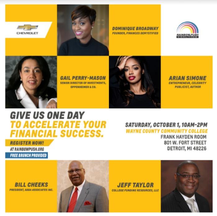 Detroit: FREE Money Matters Workshop Event