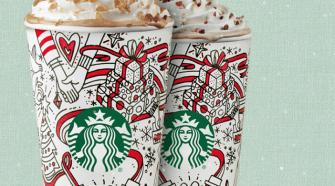 Starbucks BOGO Holiday Deal