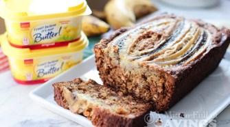 Love Banana Bread? Check out this Double Banana Bread recipe!