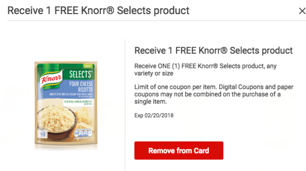 FREE Knorr Selects