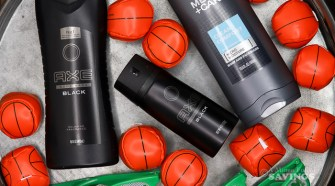 Target deals on Axe, Dove, and Degree products