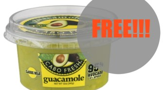 Cabo Fresh Guacamole for FREE!!!