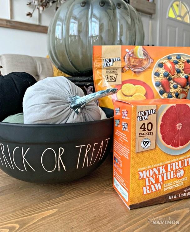 Healthy Halloween Recipes