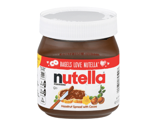 Meijer: #STOCKUP on Nutella for $1.00 this week!