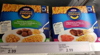 Kraft Mac & Cheese Frozen Deal