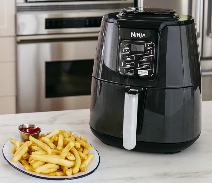 Walmart Online Deal Ninja 4 Quart Air Fryer 69 Fresh Outta Time