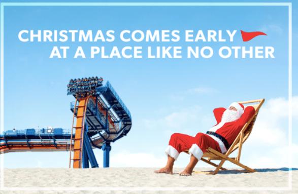 Cedar Point Christmas in July sale