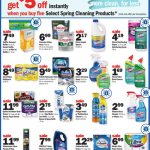 Cleaning deals at Meijer