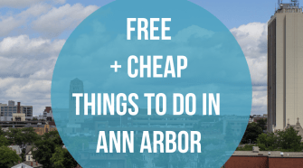 Ann Arbor is a beautiful little city. The appreciation for the arts is palpable. There are great foods, activities for families, and liveliness found only in college towns. Best of all, there are plenty of things to do that cost little to no money. Here's a list of 51 free & cheap things to do in Ann Arbor.