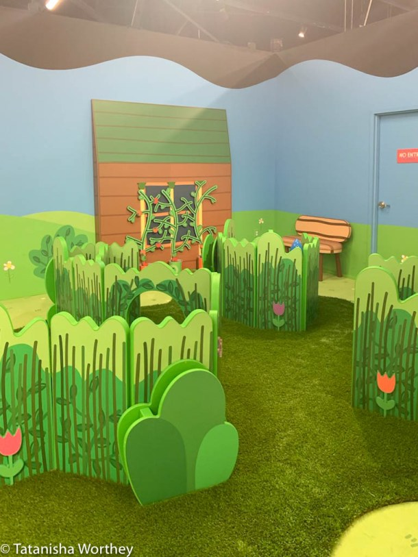 How long can you stay in Peppa Pig World Of Play with your admission?