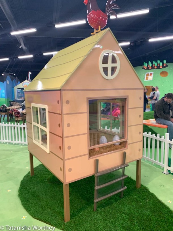 What Will I Expect To Find in Peppa Pig World Of Play?