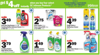 Buy 4, save $4 instant
