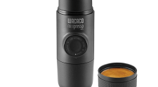 Minipresso GR, Portable Espresso Machine $25 {half price}