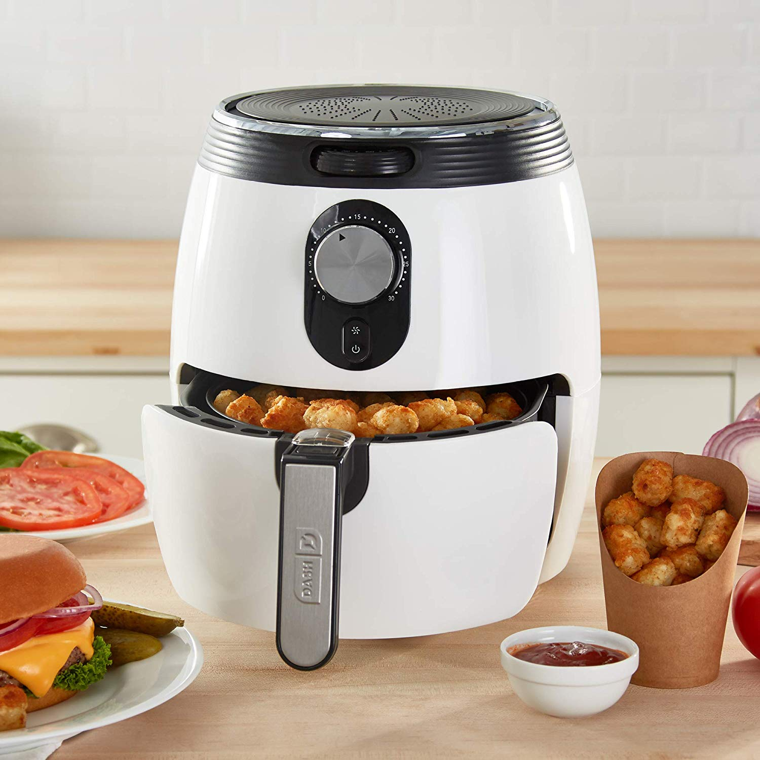 Amazon Deal of the Day: DASH Deluxe Electric Air Fryer ...