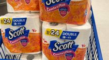 Scott Paper Deal at Meijer