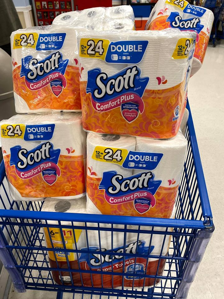 Scott Paper Deal at Meijer