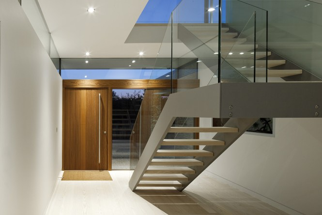 home entrance stairs design : brightchat.co