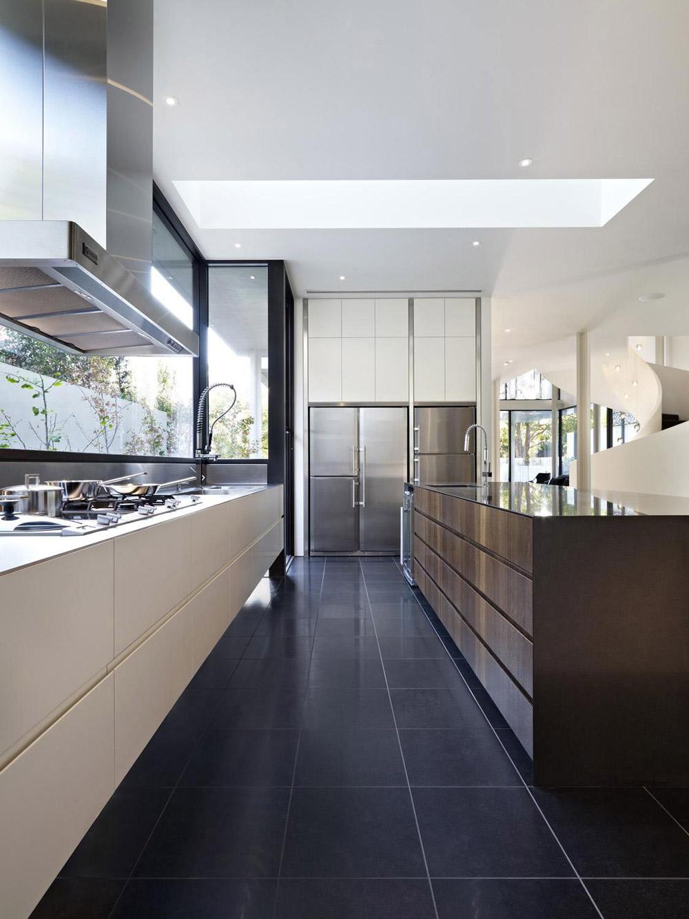 Verdant Avenue Home In Melbourne Australia By Robert