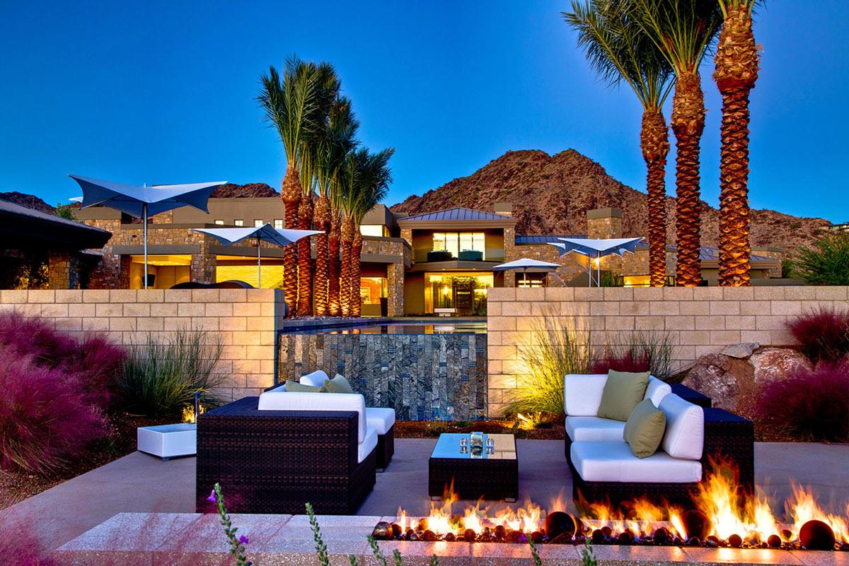 Ironwood Estate In Paradise Valley Arizona By Kendle