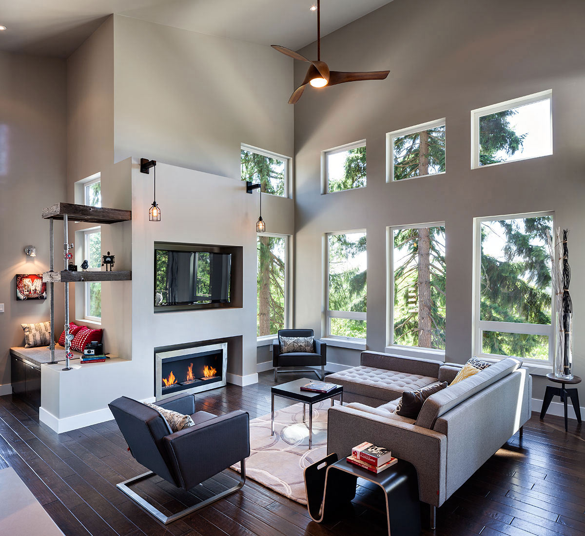 Modern Home In Eugene Oregon By Jordan Iverson Signature