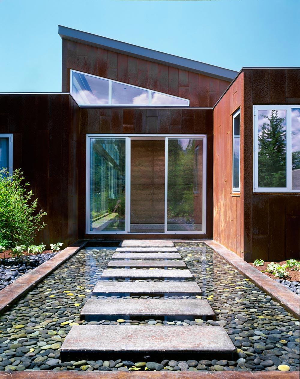 Imposing Contemporary Home in Aspen, Colorado