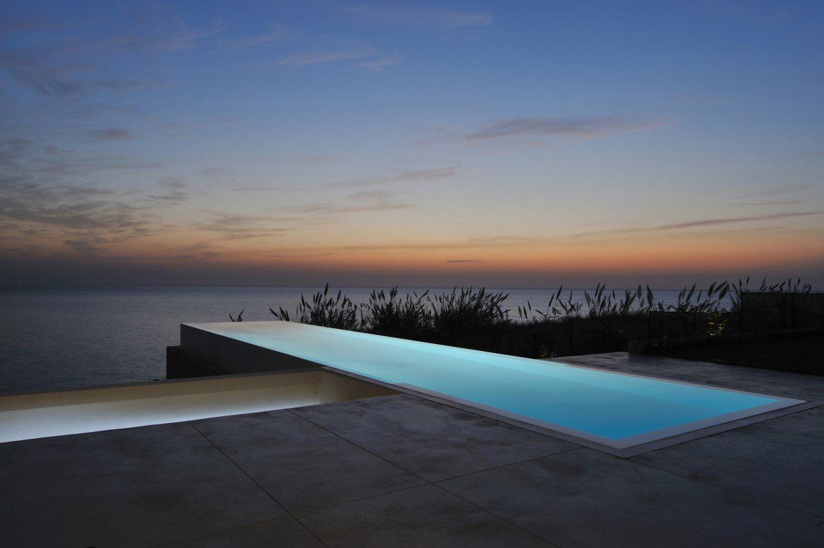 Striking Oceanfront House In Jbeil Lebanon