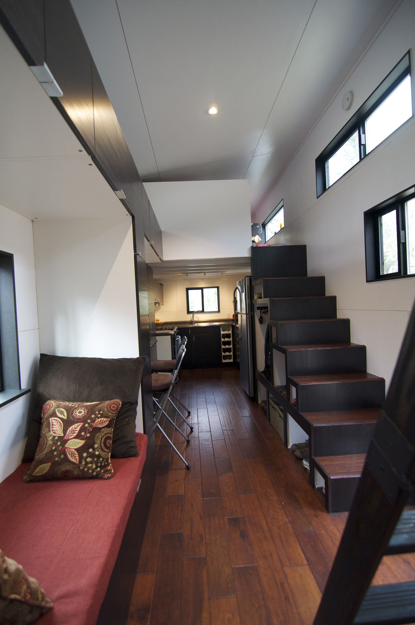 Tiny House On Wheels HOMe By Andrew And Gabriella Morrison