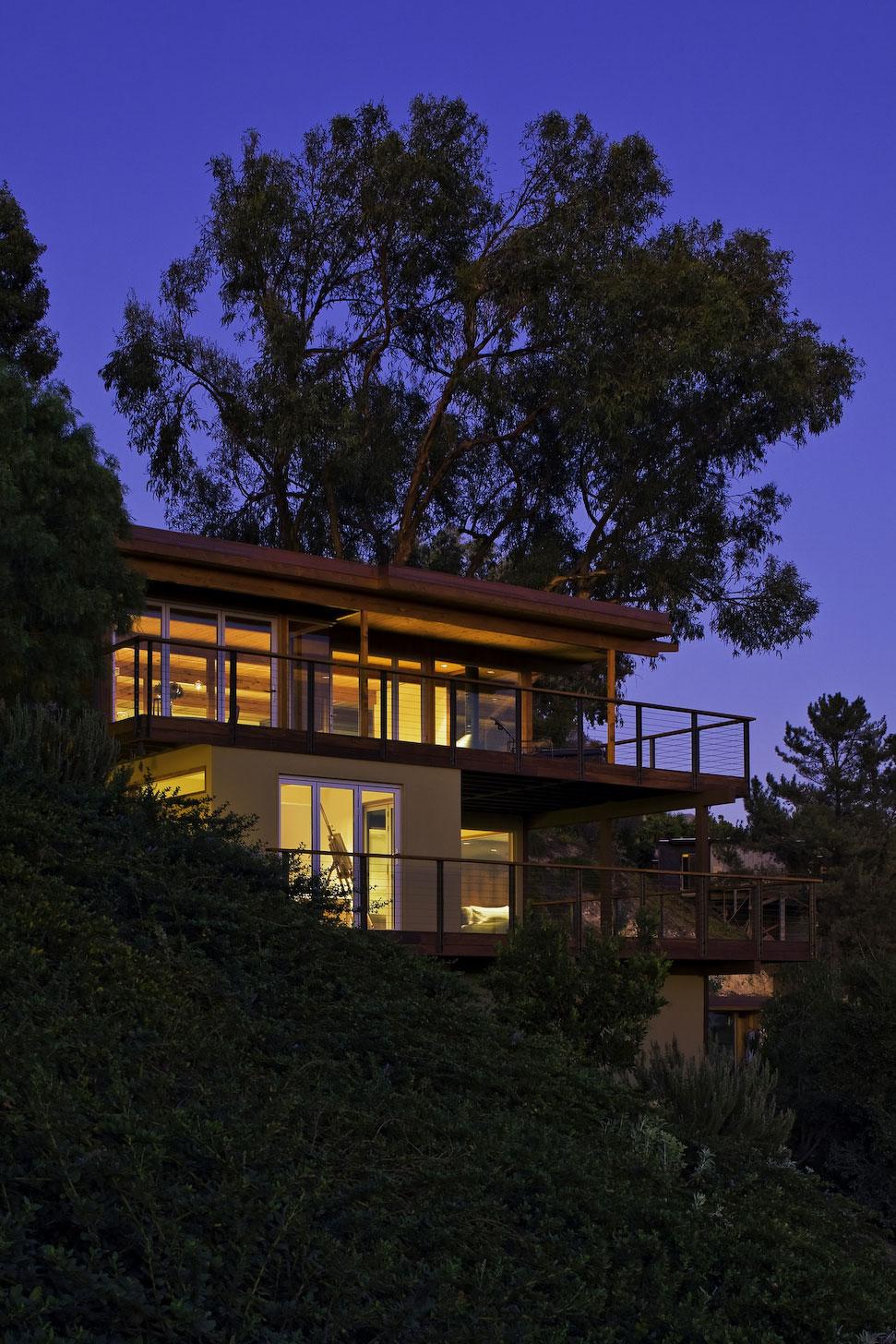Mid Century Modern Home Renovation In Santa Barbara