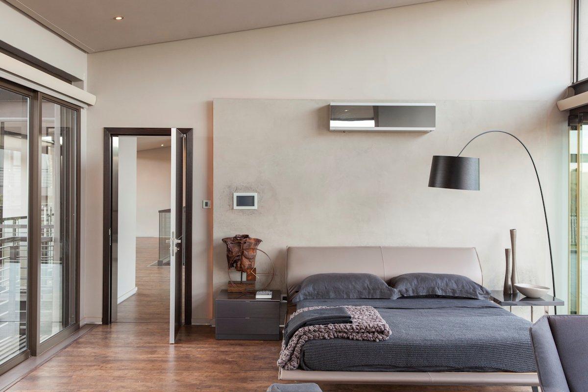 Bedroom Lighting Patio Doors House In Johannesburg
