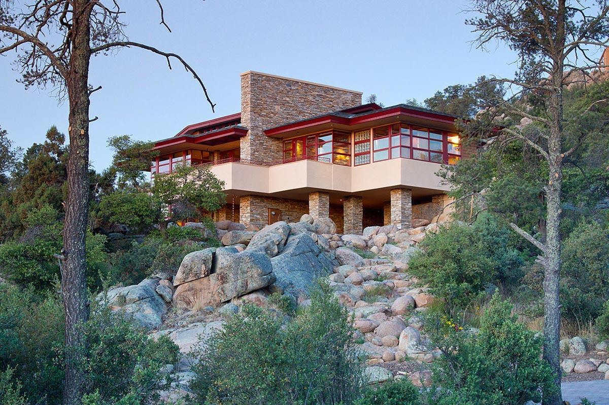 Hinshaw House In Prescott Arizona
